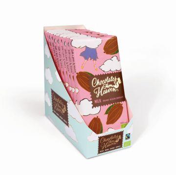 Melkchocolade 100gr CFH
