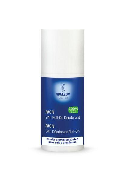 Men 24h roll-on deodorant 50ml Weleda