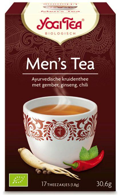 Men's tea Yogi