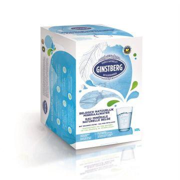 Mineraalwater Bag Box 10l Ginstberg