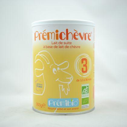 PrémiChèvre groeimelk (12-36m) 900gr PB
