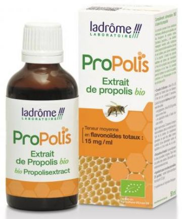 Propolis extract 7,25% 50ml Ladrôme