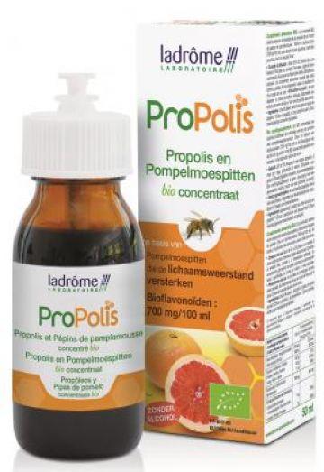 Propolis + pompelmoesextract 50ml Ladrôme