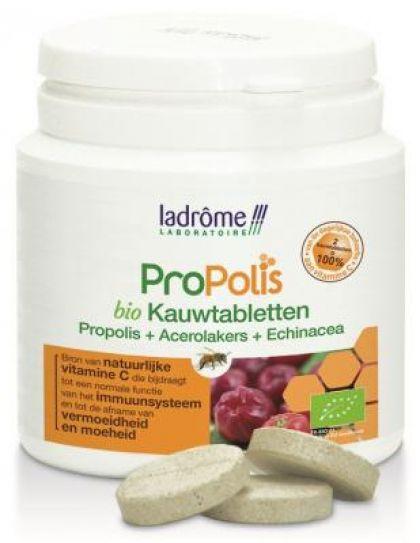 Propolis tabletten 40 tabl Ladrôme