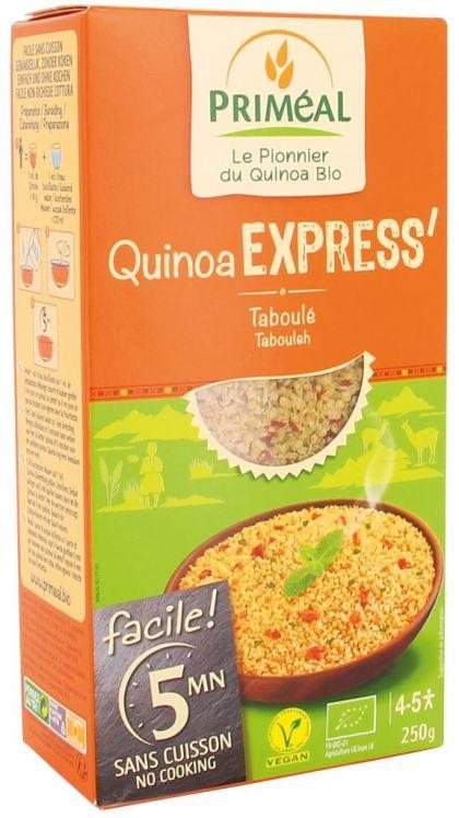 Quinoa expres tabouleh 250gr Primeal