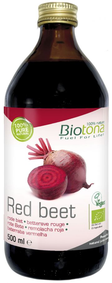 Red beet conc. 500ml Biotona