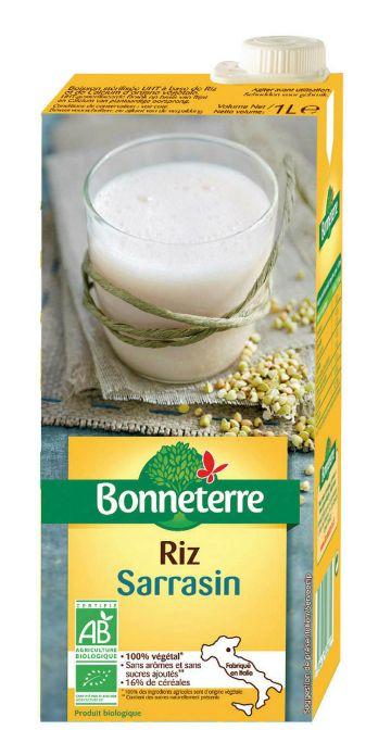 Rijst-boekweit drink 1L BT