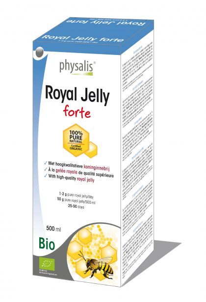 Royal Jelly forte 500ml Phys.
