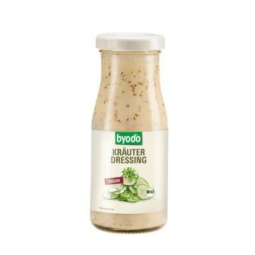 Saladedressing met kruiden 150ml Byodo