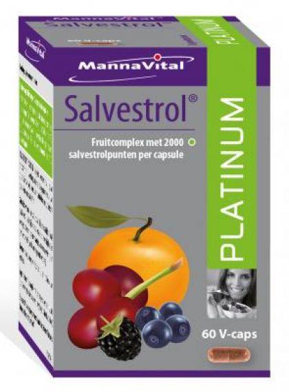 Salvestrol Platinum 60 v-caps Mann.