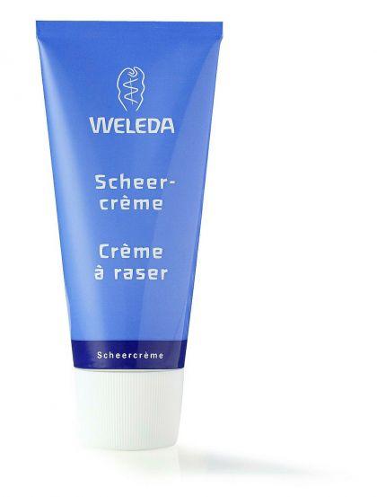 Scheercrème 75ml Weleda
