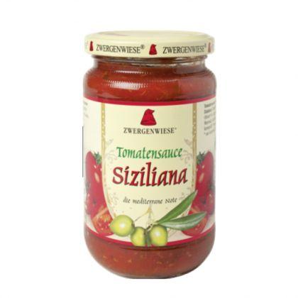 Siciliaanse tomatensaus 350gr ZW