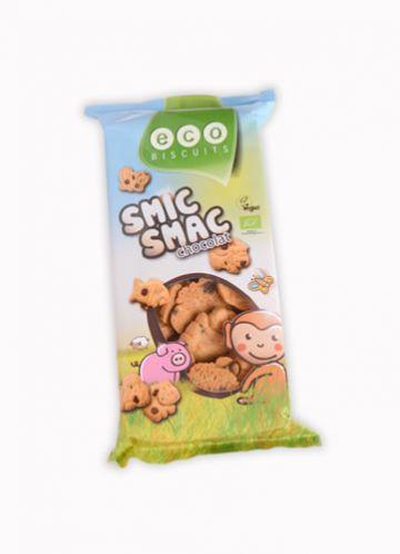 Smic smac chocolade 150gr EB