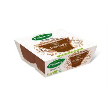 Soya dessert choco 4x125gr PRO