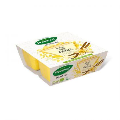 Soya dessert vanille 4x125gr PRO
