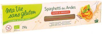 Spaghetti tricolore (Andes) 250gr MVSG
