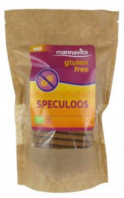 Speculoos-koekjes 135gr GV Mannavita