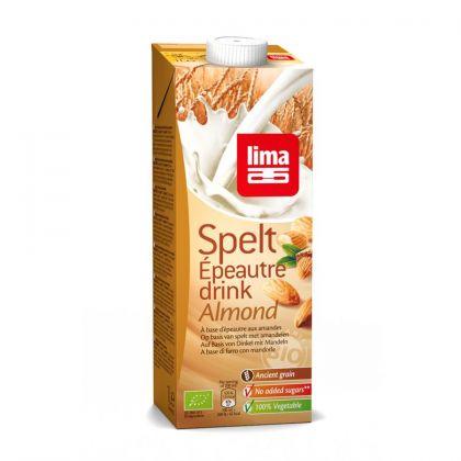 Spelt-drink + amandel 1L Lima