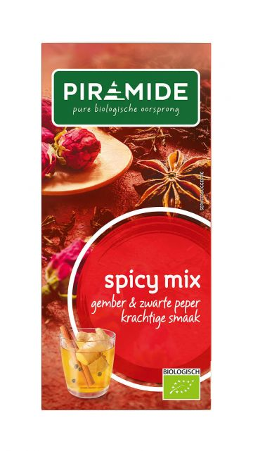Spicy mix Piramide