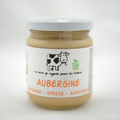 Spread aubergine 200ml Vegan La Vache