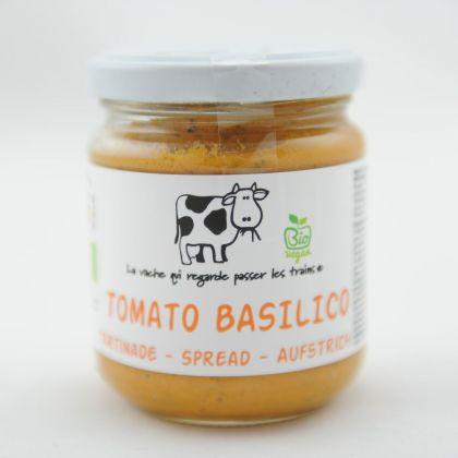 Spread tomato basilico 200ml Vegan La Vache