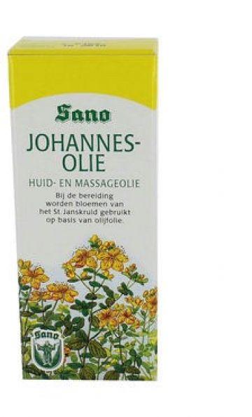 St. jansolie 50ml Sano