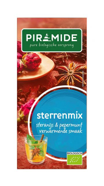 Sterrenmix Piramide