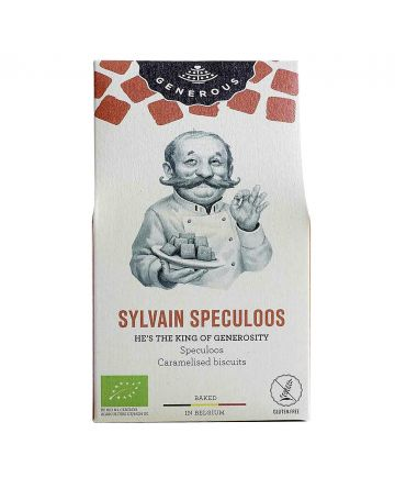 Sylvain speculoos 100gr Generous