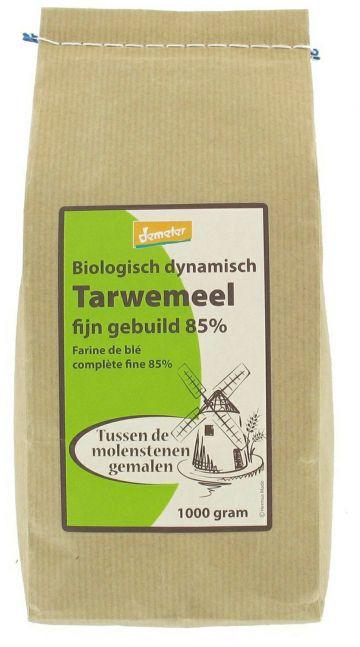 Tarwemeel fijn gebuild 85% 1kg Hermus