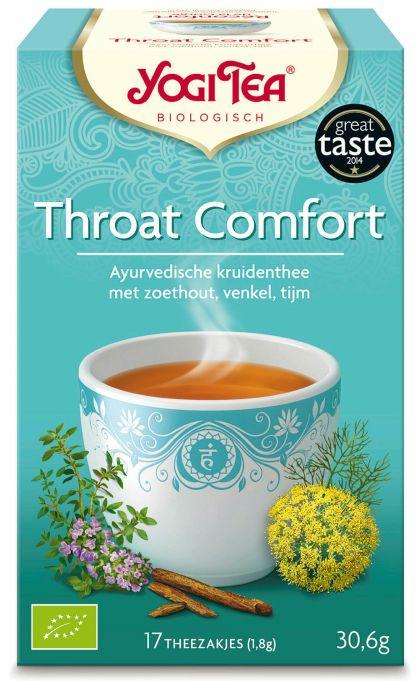 Throath comfort Yogi