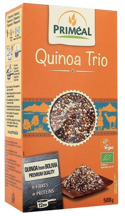 Trio van quinoa 500gr Priméal