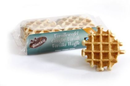Vanillewafels 150gr BV