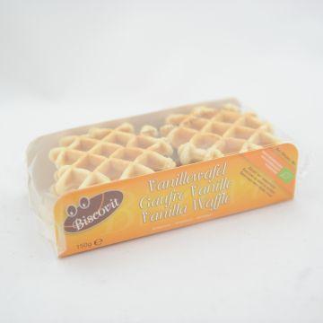 Vanillewafels met tarwestroop 150gr BV