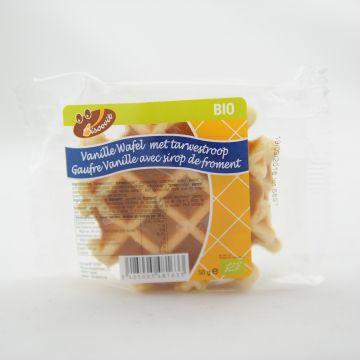 Vanillewafels met tarwestroop 50gr/2st BV