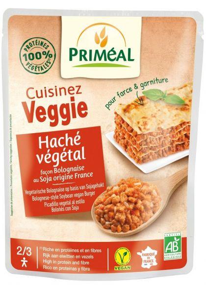 Vegetarisch gehakt bolognese 250gr Primeal