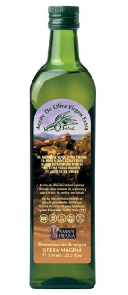 Verde Salud ex.v. olijfolie 750ml Aman.