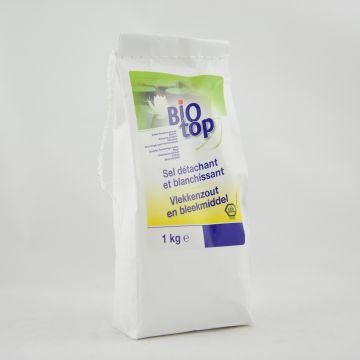 Vlekkenzout en bleekmiddel ECO 1kg BT
