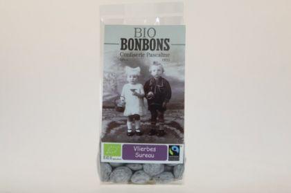 Vlierbes bonbons GV 100gr CP