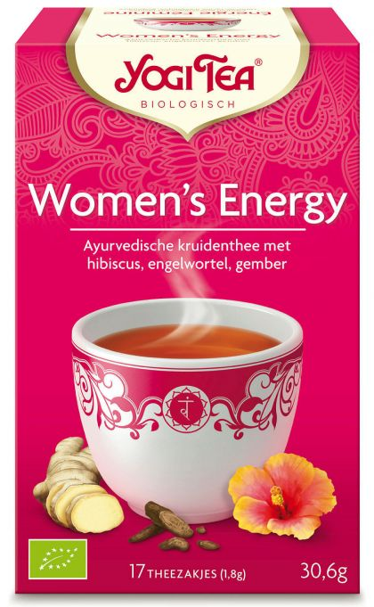 Women's energy Yogi