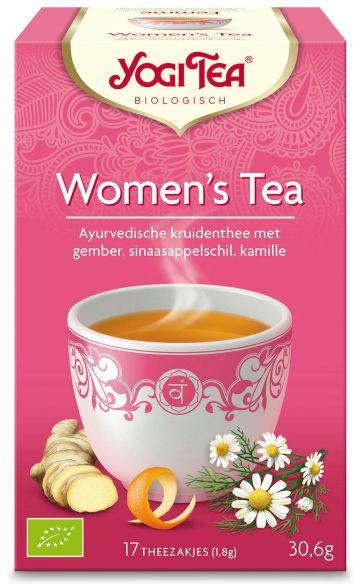 Women's tea Yogi