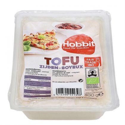 Zijden tofu 300gr Hobbit