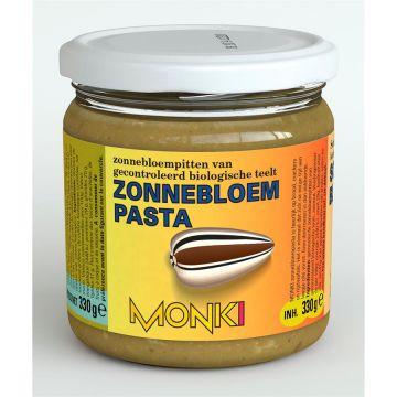 Zonnebloempasta met zout 330gr